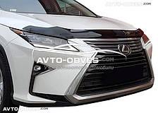 Дефлектор капота Lexus RX IV 2015-2018