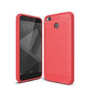 Чехол на Xiaomi Redmi Note 5a pro Красный