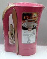 Чайник электро-кружка 1,0л  DS500