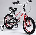 """Детский велосипед Royal Baby SPACE NO.1 16""""  Серый, фото 2"""