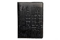 Обложка на паспорт Старинный город