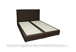 Двуспальная кровать-подиум КМ