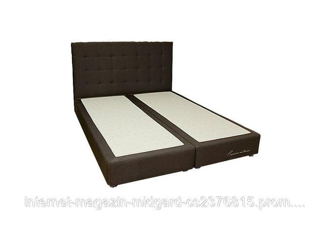 Двуспальная кровать-подиум КМ, фото 2