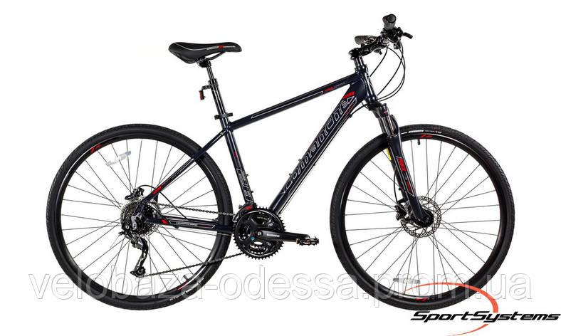 Велосипед COMANCHE HURRICANE CROSS, фото 2
