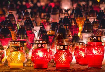 Ритуальные лампадки –основные нюансы при выборе