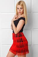 Короткое красивое женское платье Мариса