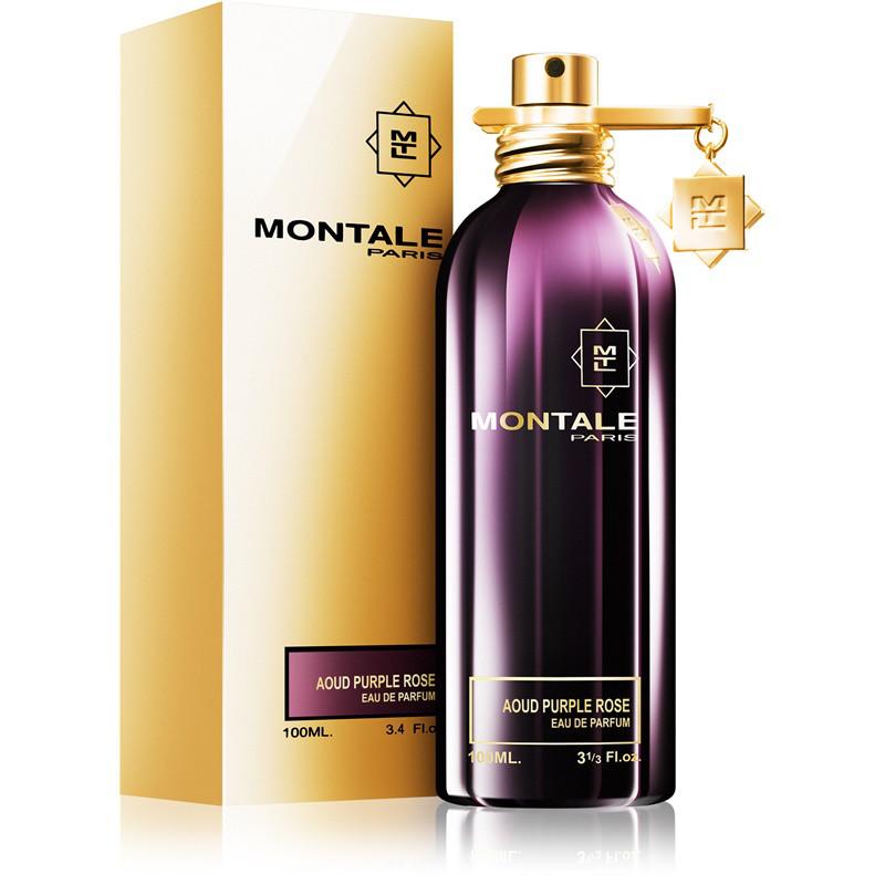 Montale  Aoud Purple Rose 100ml  парфюмированная вода (оригинал)