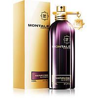 Montale  Aoud Purple Rose 100ml  парфюмированная вода (оригинал), фото 1
