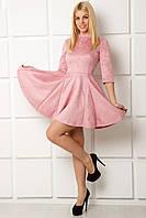 Нежное красивое платье Барбара А-силуэта