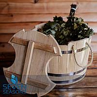 Запарник для веников Seven Seasons™, 35 литров