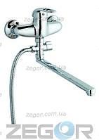 Смеситель для ванной ZEGOR Z63-EZS-A183