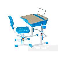Детская парта со стульчиком FunDesk Capri Blue