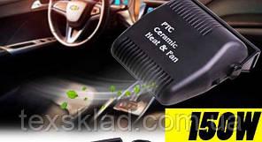 Автомобильный обогреватель салона 12V керамический