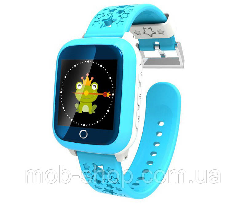 Умные часы Smart Baby Watch DS28 с GPS трекером