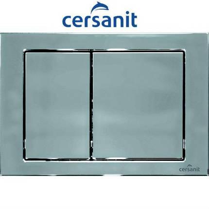 Кнопка для инсталляционных систем Cersanit Pure, фото 2