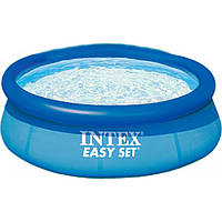 Надувной бассейн Intex 28110 Easy Set 244 х 76 см