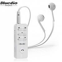 Bluetooth Stereo гарнитура Bluedio I4 White