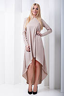Ассиметричное красивое женское платье Николь