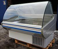 """Холодильна вітрина """"MAWI"""" 1,5 м. (Польща) S/N1 Бу, фото 1"""