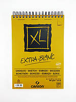 "Скетчбук ""Canson XL Croquis, Extra White"" A4"