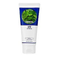 Пенка для умывания с экстрактом зеленого чаяHolika Holika Daily Fresh Green Tea Cleansing Foam, фото 1