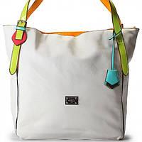 Женская сумка Velina Fabbiano белая