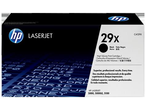 Картридж HP 29X Black (C4129X)