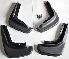 Брызговики для Volvo XC 60 c 2008-2013 (полный кт 4-шт)
