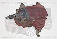 Коробка переключения передач (КПП) УАЗ-452 4 синх.Н/О (диаметр вала первичного 35мм)