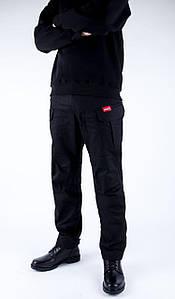 Мужские черные штаны Punch - Cargo Chase, Black