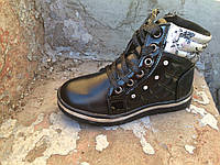 Демисезонные ботинки для девочки р29,30 ТМ ТМ EeBb