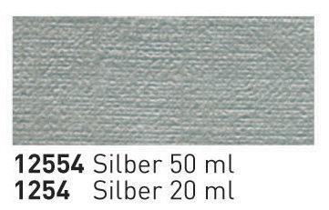 Поталь жидкая KREUL Серебро (хромированное) 20мл KR-1254