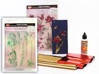 Штамп силиконовый VIVA Pardo 14*18 Цветы и травы VV-400300800