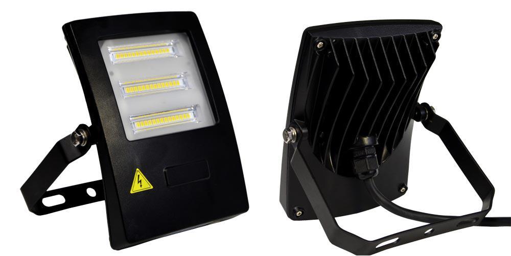Світлодіодний прожектор 1-LED-FL-20W-Super Penguin 20W 4500K/6000K