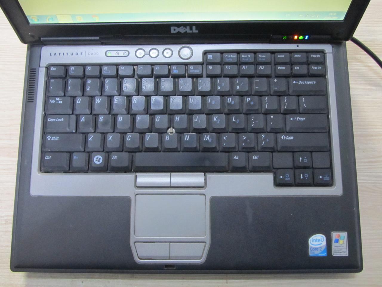 Ноутбук Dell Latitude D630 2 ядра 2 гіга COM