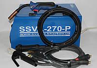Сварочный полуавтомат SSVA-270-P модификация под 380v