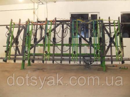 Вайма пневмо-гидравлическая для изготовления щита ВПГ-6000, фото 2