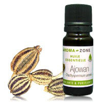 Эфирное масло Ажгон (Trachyspermum ammi) Объем: 30 мл
