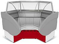 Угловая витрина ВХС-УВ Илеть (холодильная) МХМ
