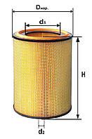 Элемент фильт. возд. МАЗ-543202, 543203 (ЯМЗ 236НЕ, НЕ2) с дном (В4346М) пр-во Дифа (Арт. 238Н-1109080)