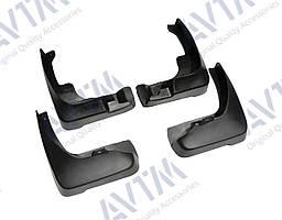 Брызговики Toyota Camry V40 (06-11) (PT76903070), кт. 4 шт