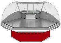 Угловая витрина ВХС-УН Илеть (холодильная) МХМ