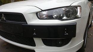 Подиум под номер Mitsubishi Lancer X (2007-)