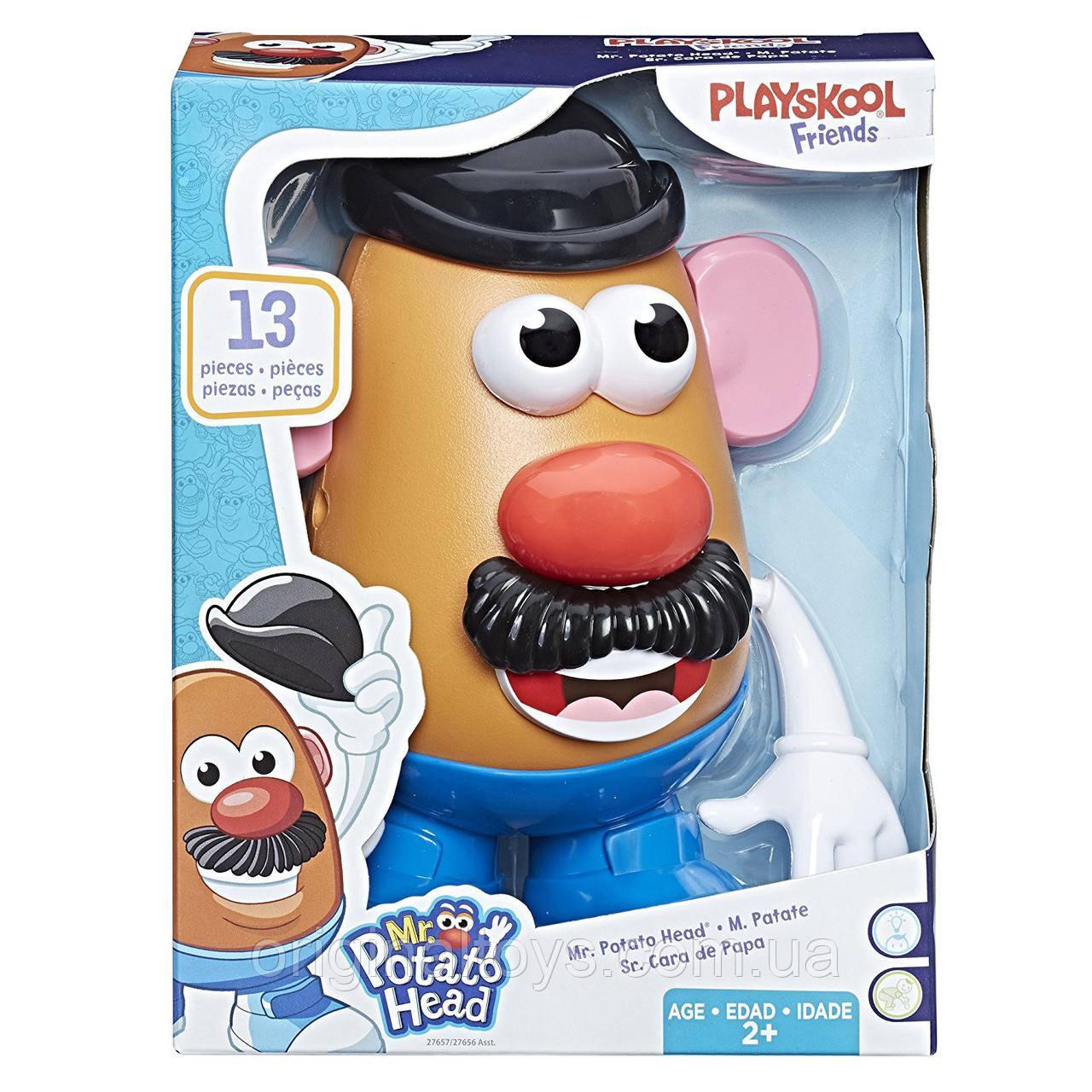 Містер Картопля Mr. Potato Head Hasbro Playskool