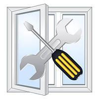 Ремонт и регулировка окон, дверей в Мариуполе