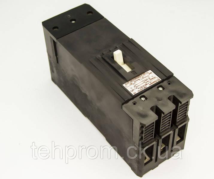 Автоматический выключатель А 3716 50А