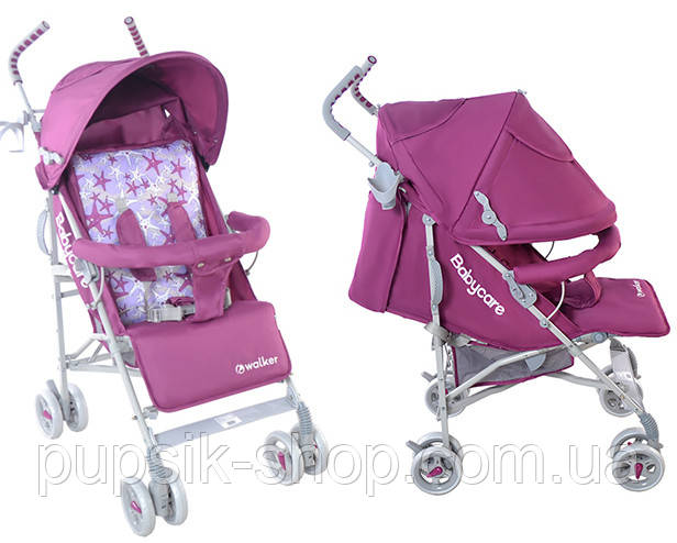 Коляска-трость BABYCARE Walker BT-SB-0001 CRIMSON