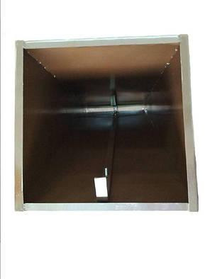 Кормушки для свиней, бункерные I-секционные (1-10 голов), фото 2