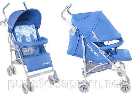 Коляска-трость BABYCARE Walker BT-SB-0001 BLUE