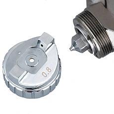 Краскопульт пневматический тип LVMP AUARITA K-350-0.8 0,8 мм, фото 3
